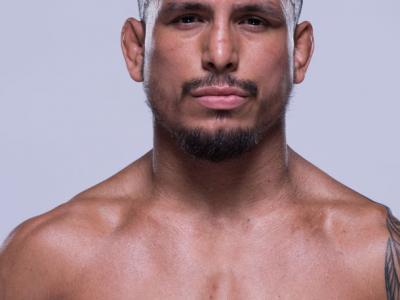 The Ultimate Fighter Season 24 Charlie Alaniz headshot