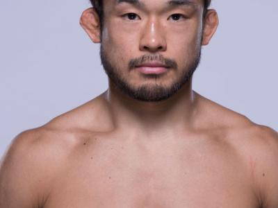The Ultimate Fighter Season 24 Hiromasa Ogikubo headshot