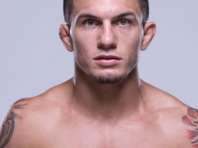The Ultimate Fighter Season 24 Matt Rizzo headshot