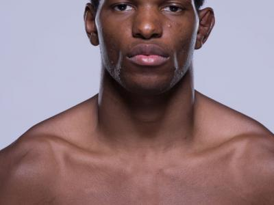 The Ultimate Fighter Season 24 Terrence Mitchell headshot