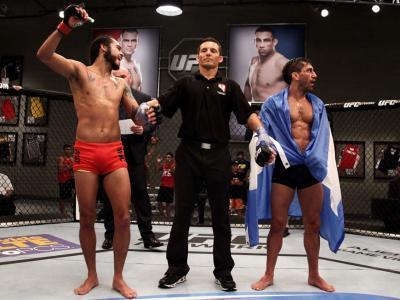 "TUF Latam Prelim Fight Marcos ""Psycho"" Beltran Team Velasquez vs Guido ""Ninja"" Canetti Team Werdum"