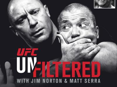 UFC Unfiltered with Jim Norton and Matt Serra episode 25 Dustin Poirier and Ray Longo