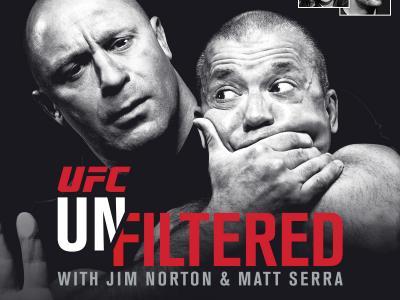 UFC Unfiltered with Jim Norton and Matt Serra Episode 27 Cris Cyborg and Chris Weidman