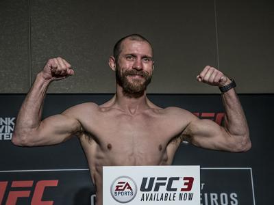 Donald Cerrone UFC Austin Official weigh ins