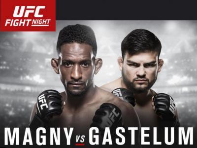 UFC Fight Night Monterrey Neil Magny vs Kelvin Gastelum