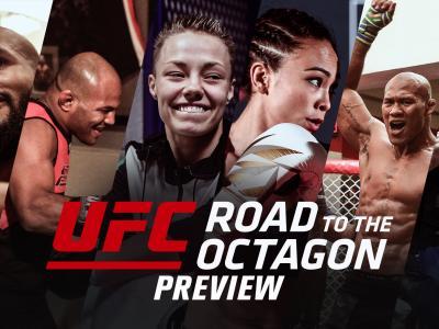 Road to the Octagon: Johnson vs Reis promo image