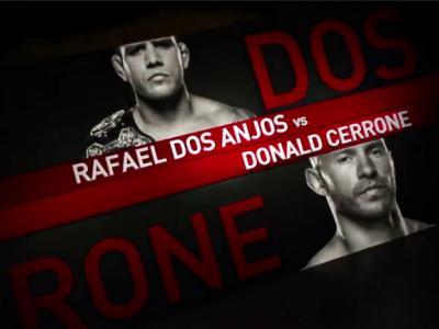Rafael Dos Anjos vs Donald Cerrone