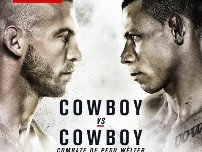 Donald Cerrone vs Alex Oliveira Cowboy