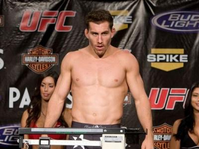 UFC Weigh-In Jesse Taylor